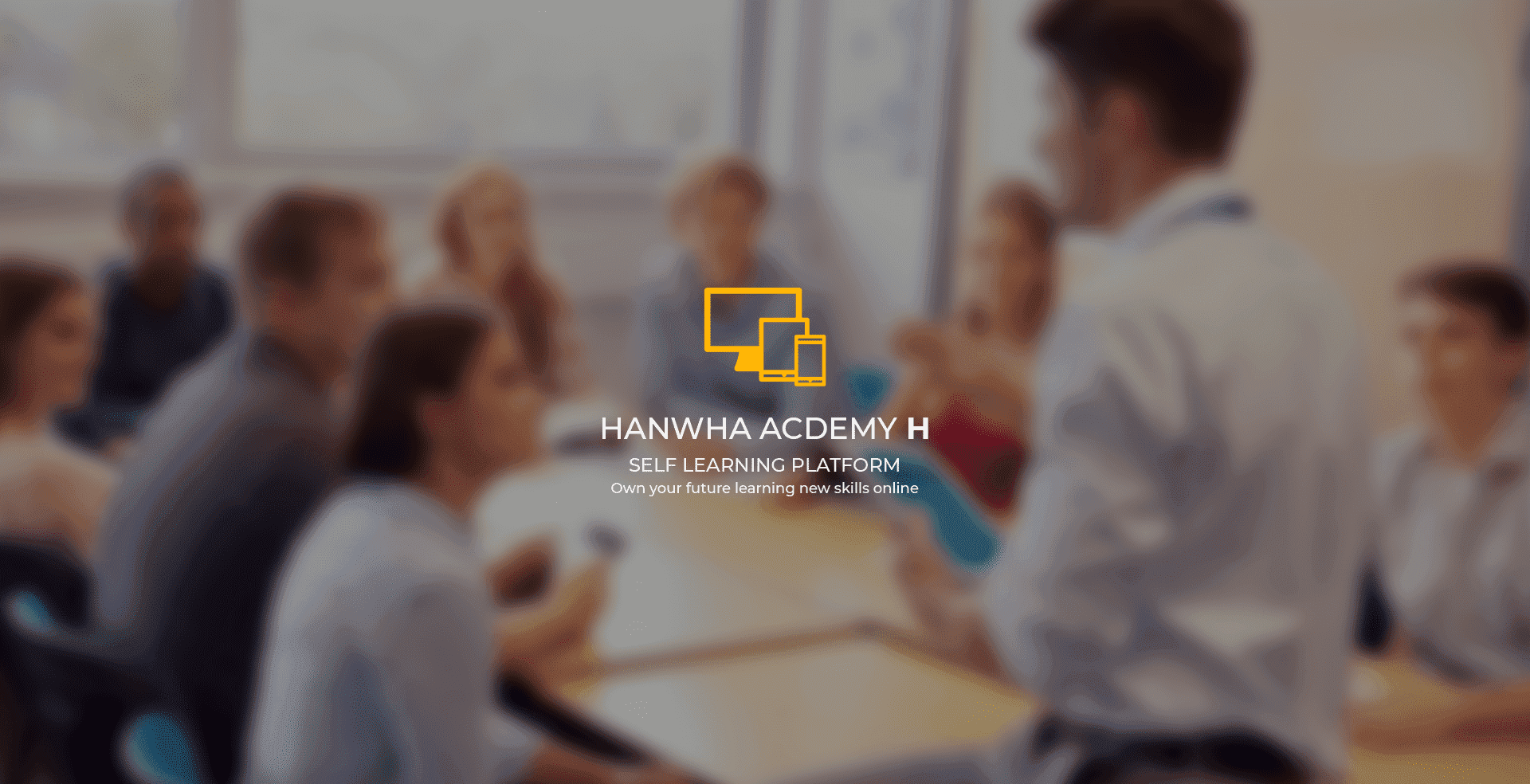Hanwha Academy H – Self-Running Platform Planning and Design Proposal